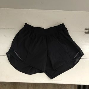 Lululemon shorts - size 4 tall!